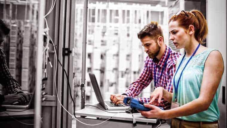Frauen gehören in IT-Teams - und in Führungspositionen