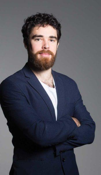 Ben Jones, CTO von Bitwala