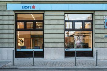 Erste Bank Ungarn, Filiale Györ