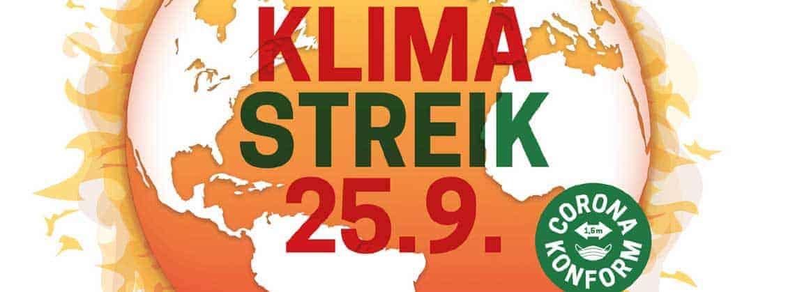 Klimastreik 25.9.2020