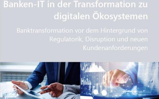 Whitepaper: Die Banken-IT in der Transformation zu digitalen Ökosystemen
