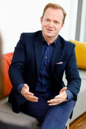 Peter Bakenecker, Division President für Deutschland und die Schweiz bei Mastercard