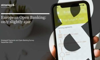 Open Banking: PwC Strategy& -Studie: European Payments