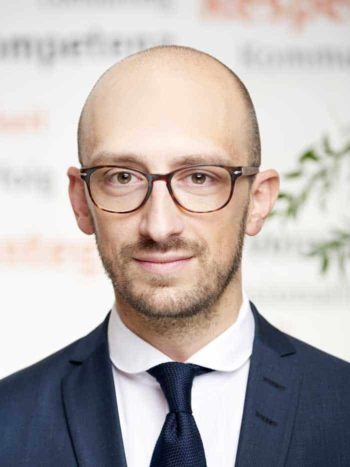 System-Spezialist: Valentino Pola ist Director bei Cofinpro