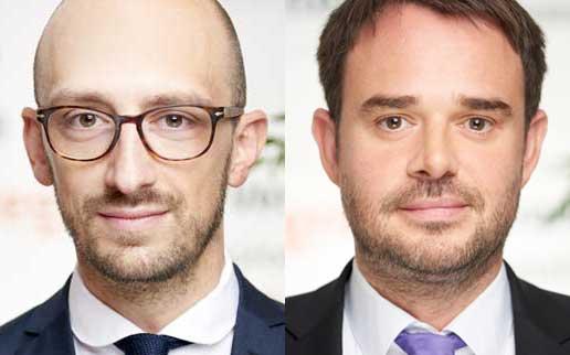 Joerg Ramser und Valentino PolaConfinpro