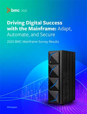 Mainframe-Report von BMC
