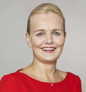 Ute König-Stemmler, Head of Business Development Central Europe Visa
