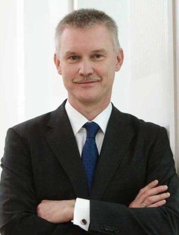 Sieht die Zukunft in Blockchain per finledger: Martin K. Müller, Vorstandsmitglied der DekaBank