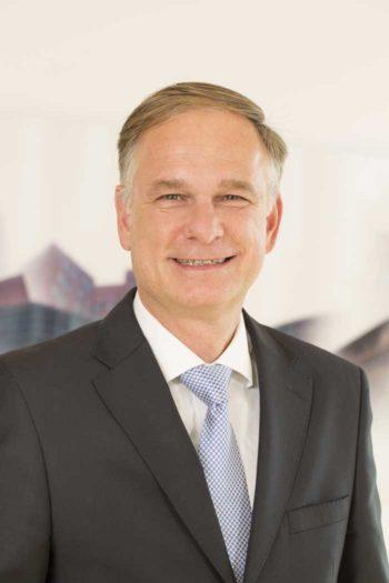 Überzeugt von Blockchain-Technologie: Michael Stölting, Mitglied des Vorstands der NRW.BANK