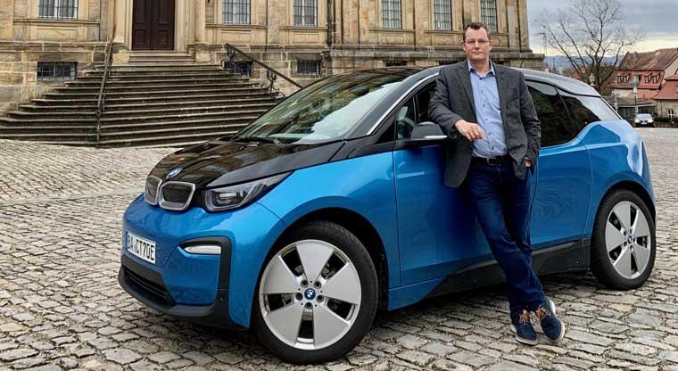 CO2-Reduktion durch E-Auto und Verzicht auf Reisen: Ralf Gladis will Computop CO2-neutral machen