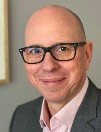 Jörg Lüdtke, Seniorfachberater im Geschäftsbereich Architektur und Multikanalanwendungen der Finanz Informatik - Architekt der Schnittstelle