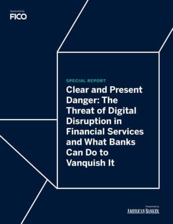Probleme des Wandels, aber auch positive Beispiele für die Digitale Transformation im Fainzsektor stellt die aktuelle Studie von Fico und Arizent vor.<Q>Fico