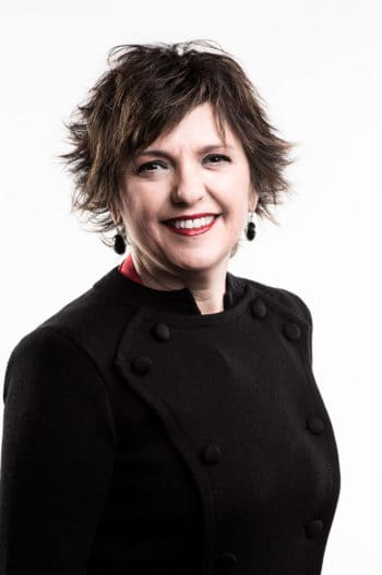 Roberta Gobbi, Director of Sales Italian Region bei SIA