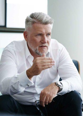 Thomas Olek, Preos AG und CEO publity