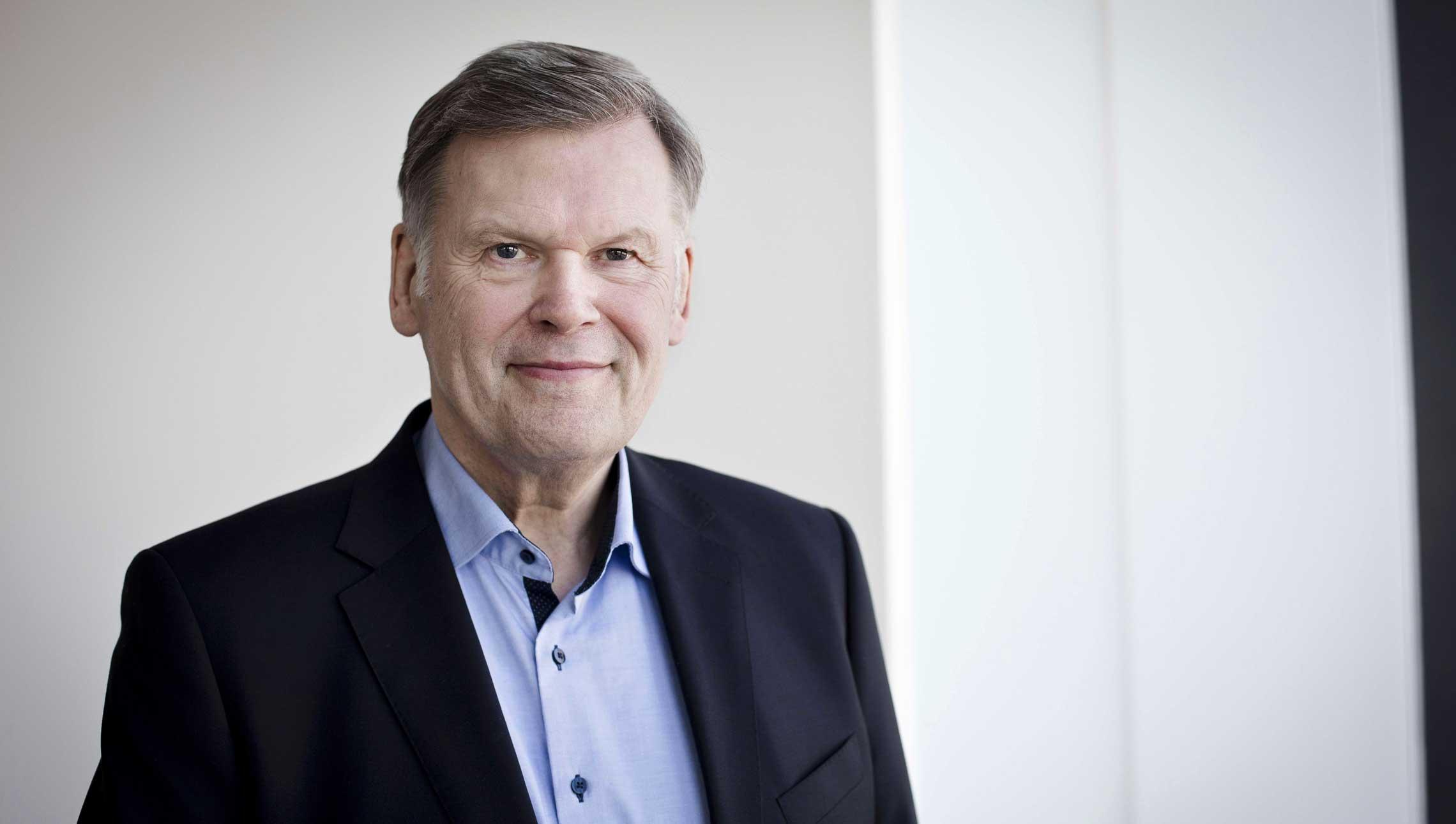 Mit der Finanz Informatik war er der Chef der Sparkassen-IT: Franz-Theo Brokhoff