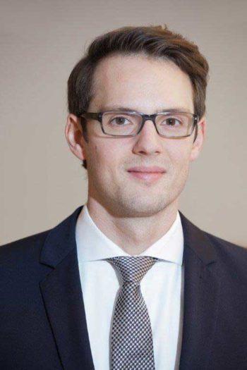 Philipp Schäfer, Digital Offering Specialist bei der DWS<q>DWS