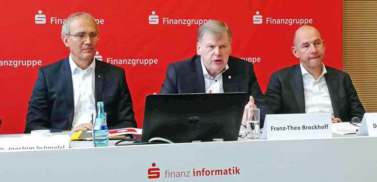 Sparkassen-IT in der Diksussion