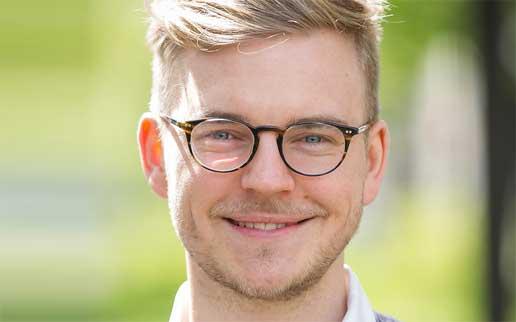 Experte für Buchhaltung: André Reimers
