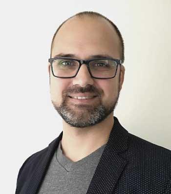 Justus Roux, Solutions Engineering Manager EMEA bei Mambu<q>Mambu