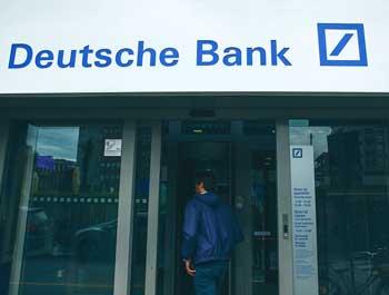Filiale der Deutschen Bank