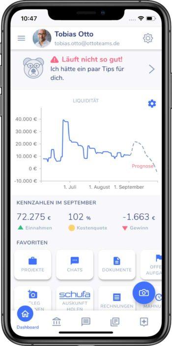 FinanzGeek App