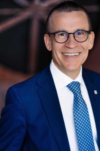 Andreas Schelling, Vositzender der Geschäftsführung der Finanz Informatik (FI)