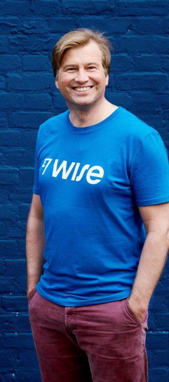 Kristo Käärmann, CEO Wise - ehem. Transferwise