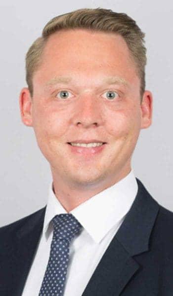 Experte für Behavioral Banking: Maximilian Ebner