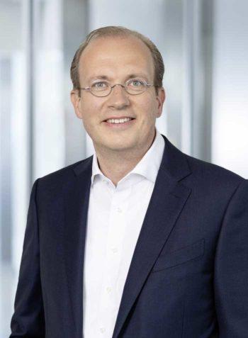 Jörg Hessenmüller, COO Commerzbank