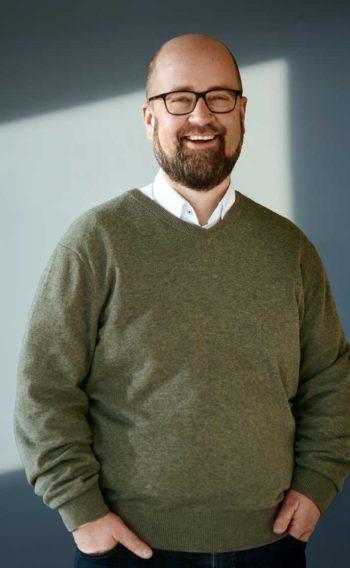 Jens Rieken, Geschäftsführer der Star Finanz