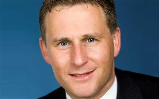 Experte für ISO 20022: Marcus Sehr, BNY Mellon