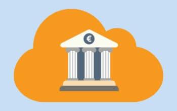 BankLite ist eine Lösung für eine vollständige Digitalbank aus der AWS-Cloud von GFT. <Q>AWS, MeganRexazin / Pixabay