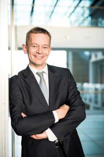 IT-Experte Falko Schöning wird Vorstand für IT & Operations bei der Wüstenrot Bausparkasse
