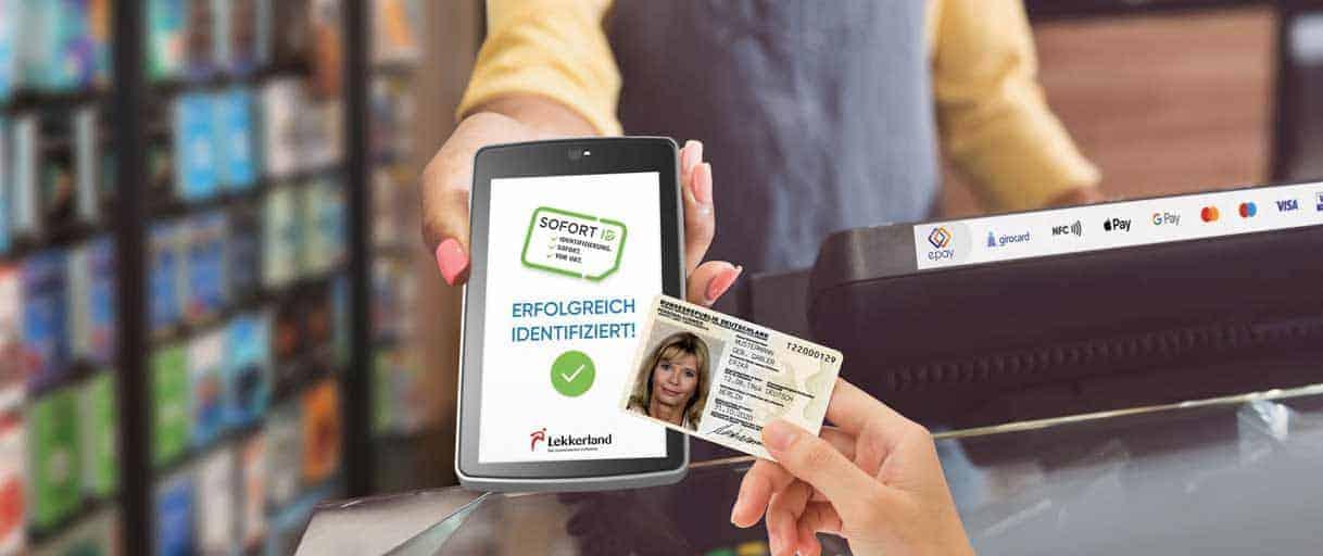 """Per """"Sofort ID"""" beim SIM-Kauf ausweisen"""