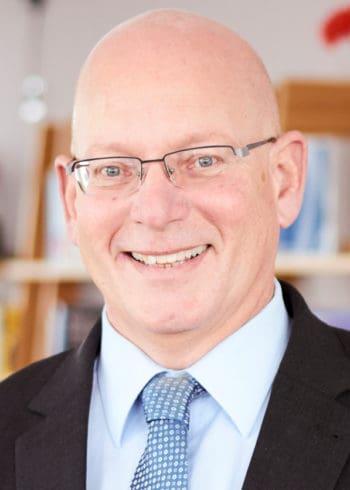 Stefan Riedel, Vorstandsmitglied bei adesso