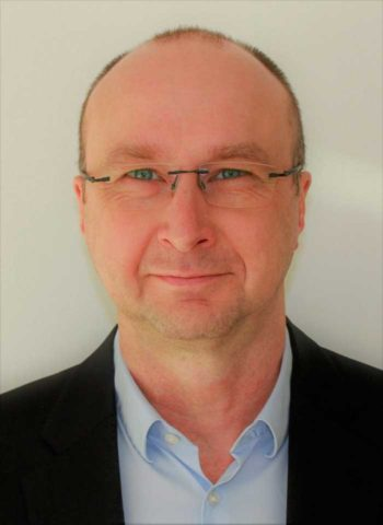 Experte für Sicherheitslösungen: Ulf Baltin