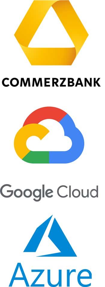 Commerzbank startet mit Google-Cloud und Azure ihre Multi-Cloud-Strategie