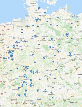 Auch in Deutschland finden sich zunehmend mehr Krypto-ATMs. <q>krypto-monitor.com</q>