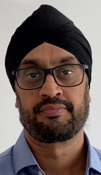 Experte für Resilienz: Baldeep Dogra