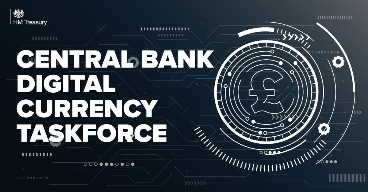 Das digitale Pfund könnte den Finanzplatz London wieder stärken. <q>HM Treasury
