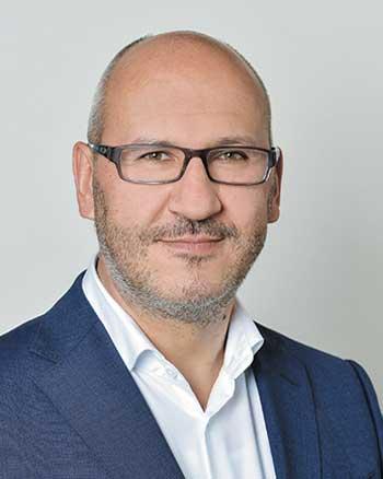 Holger Spielberg, Group Technology Officer Aareal Bank