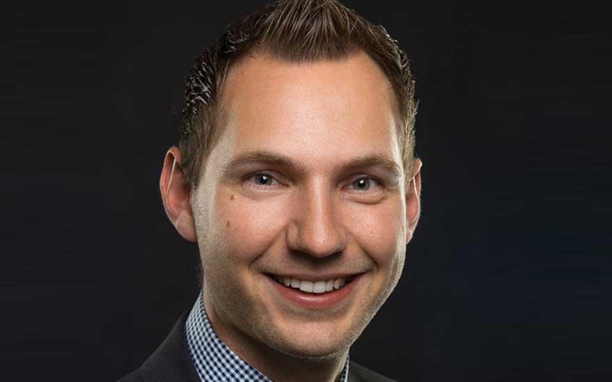 Experte für Skalierungsframeworks: Christian Steinweg von Sopra Steria
