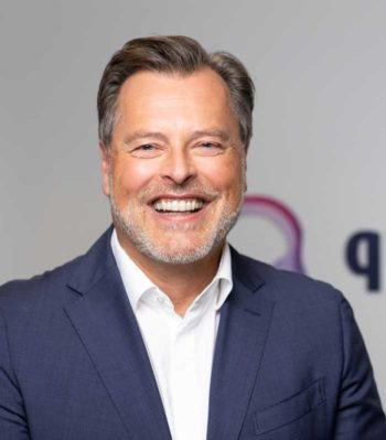Martin Daut, CEO Quirion