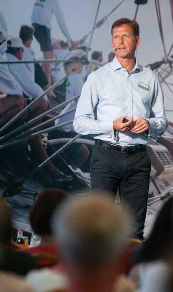 Chef von 400 Tankstellen: Carsten Pohl, Geschäftsführer Deutsche Tamoil