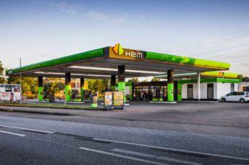 HEM Tankstelle Elmshorn