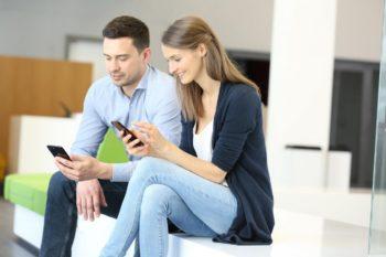 Die mobile interne Kommunikation hat die Sparkassen-Finanzgruppe mit Hilfe von NetMotion abgesichert. <Q>Finanz Informatik