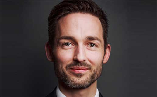 Experte für Blockchain: Dr. Nils Bulling