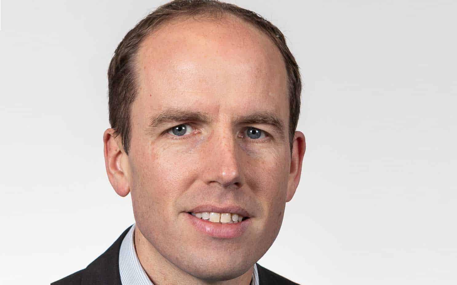 Experte für Cyberkriminalität: Simon Viney
