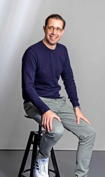 Dr. Jörg Howein, CPO der Solarisbank