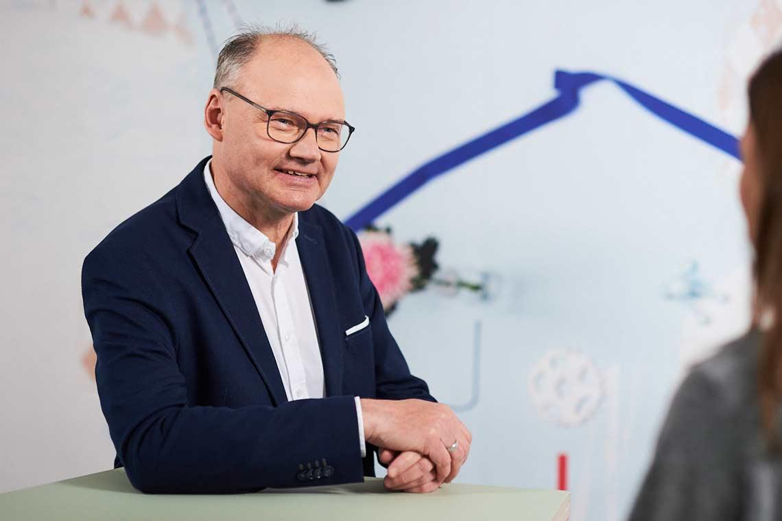 Martin Beyer, Vorstandsvorsitzender Fiducia & GAD IT